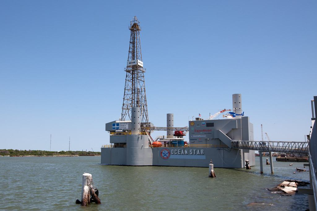 Ocean Star Offshore Drilling Rig and Museum
