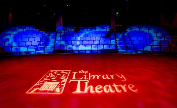 Library Theater Hoover