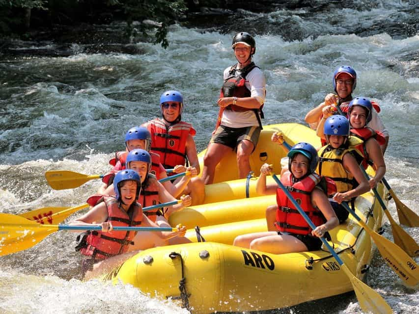 White Water Rafting, Krabi