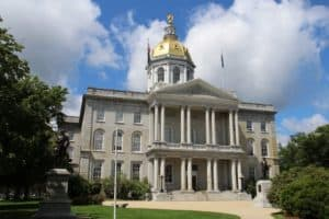 The New Hampshire State House