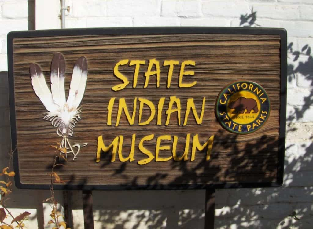 California State Indian Museum