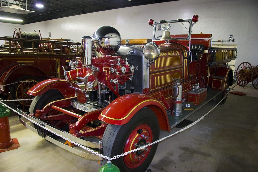 Hall of Flame Fire Fighting Museum