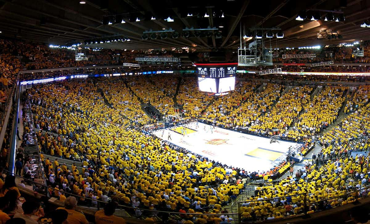 Oracle Arena Oackland