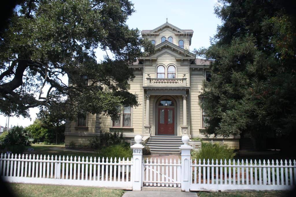 Pardee Home - Oakland