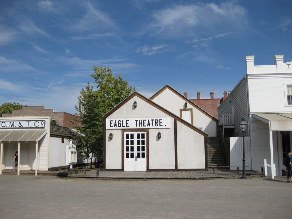 The Eagle Theatre