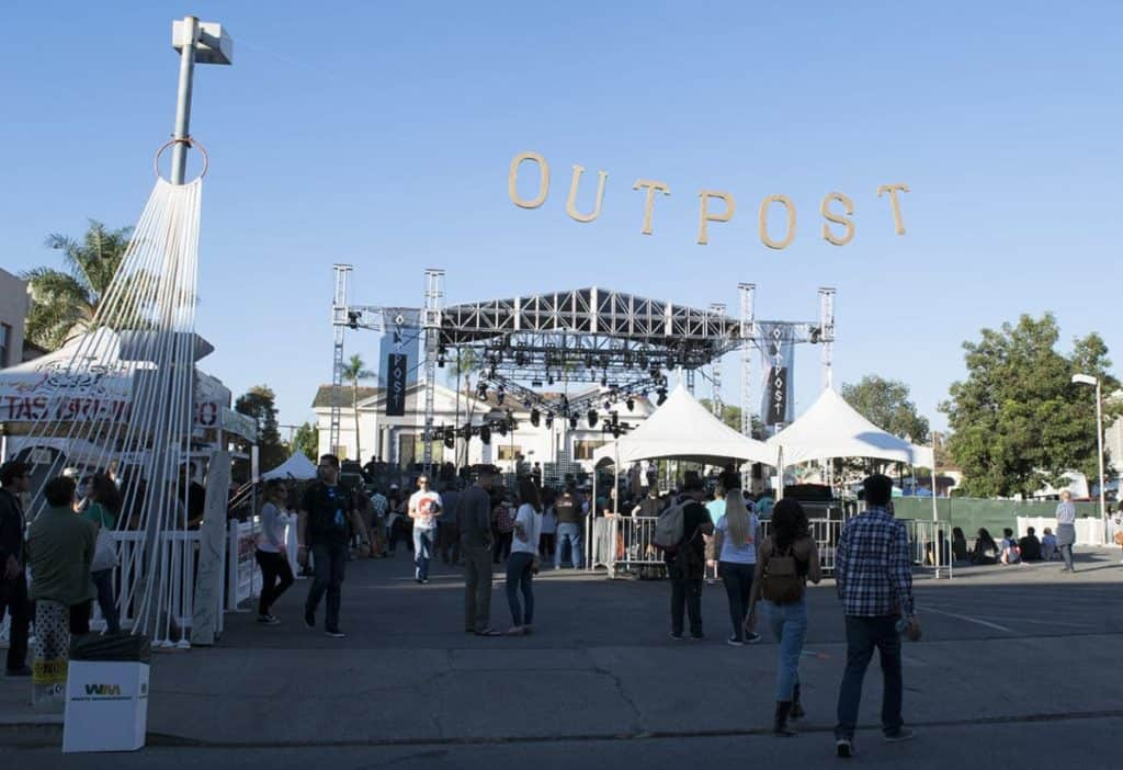 Outpost Fest