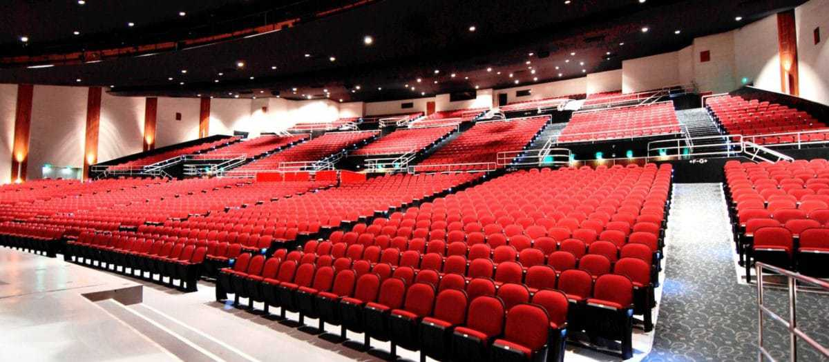 Rabobank Theater And Convention Center | 1001 Truxtun Ave, Bakersfield, CA, 93301 | +1 (661) 852-7300