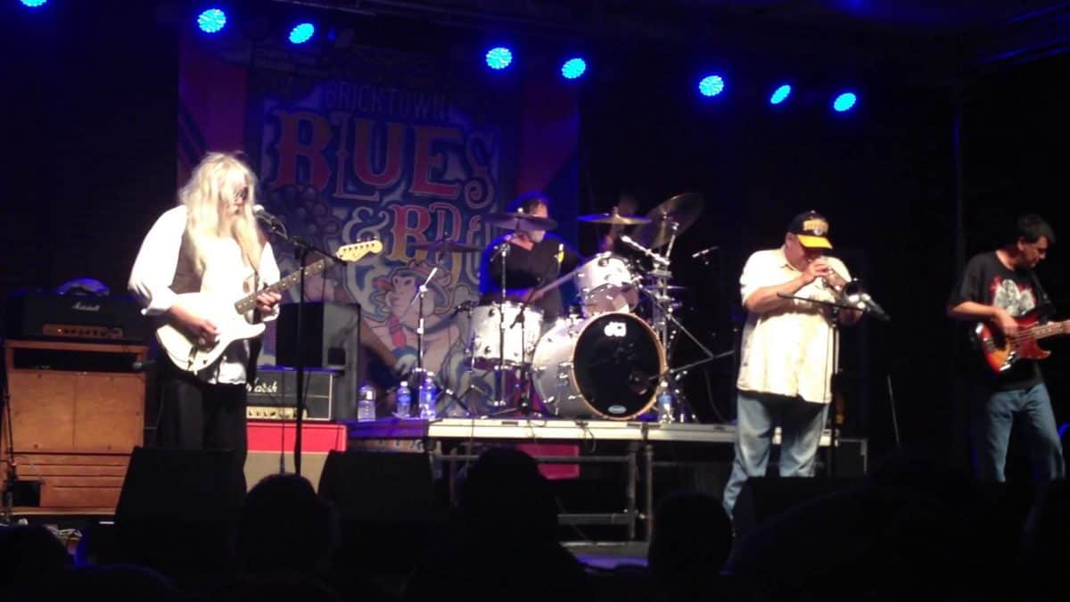 Blues And BBQ Festival