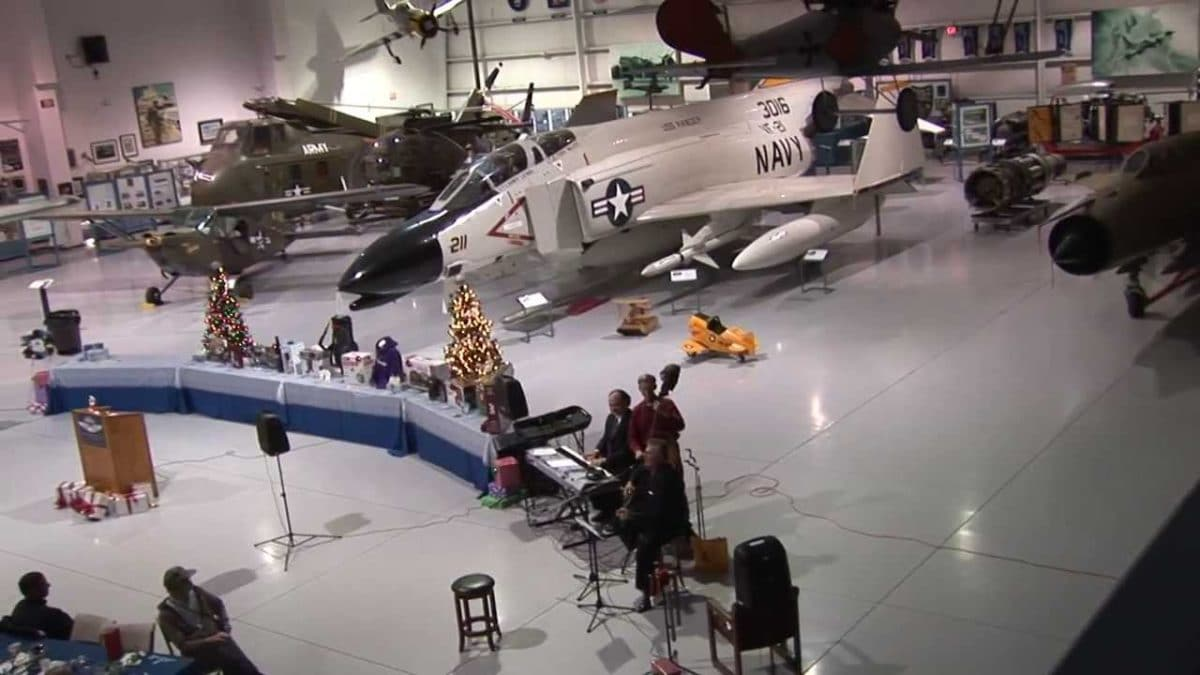 Commemorative Air Force Airbase Arizona