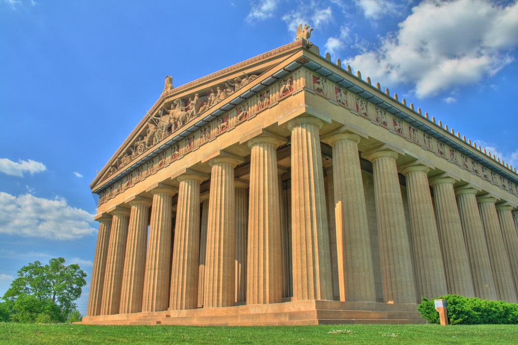 The Parthenon in Nashville