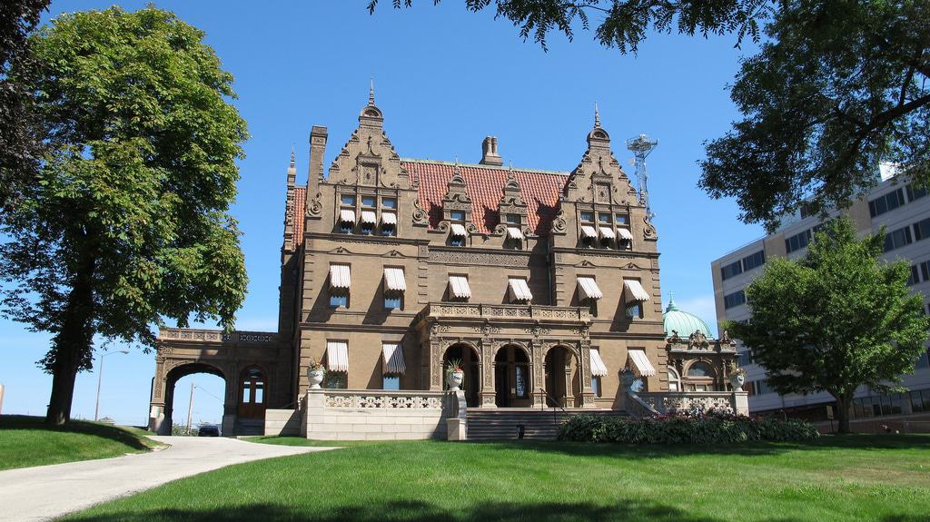 Captain Pabst Mansion