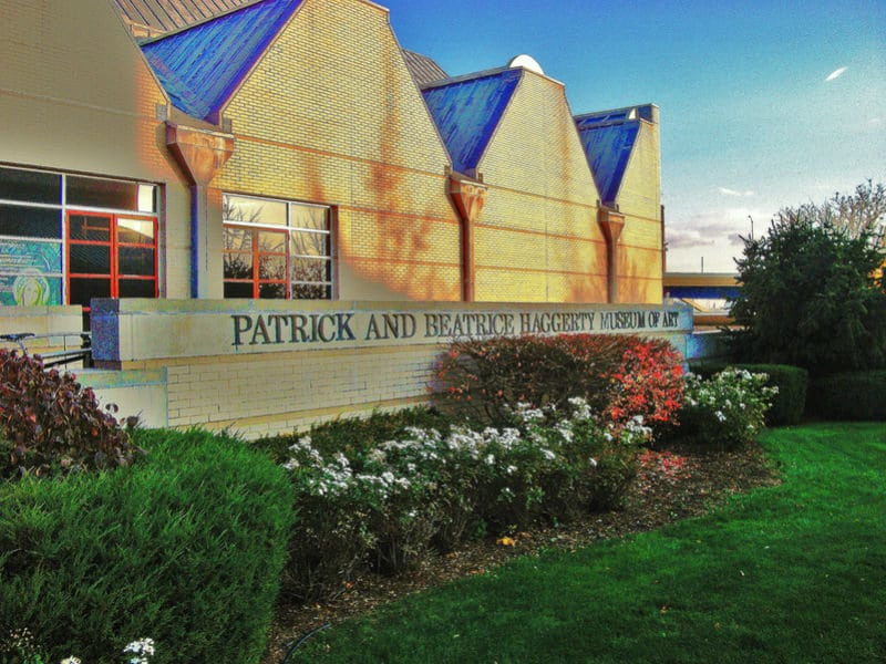 Patrick and Beatrice Haggerty Museum of Art