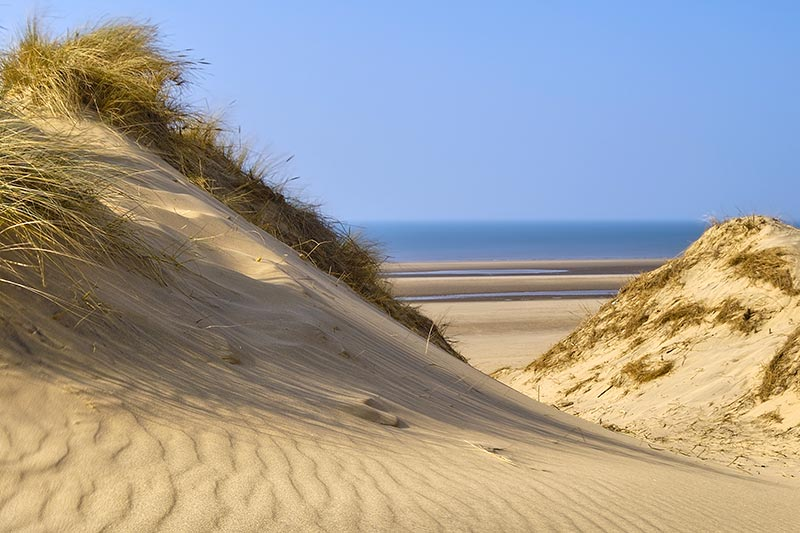 Formby Coast and Nature Reserve