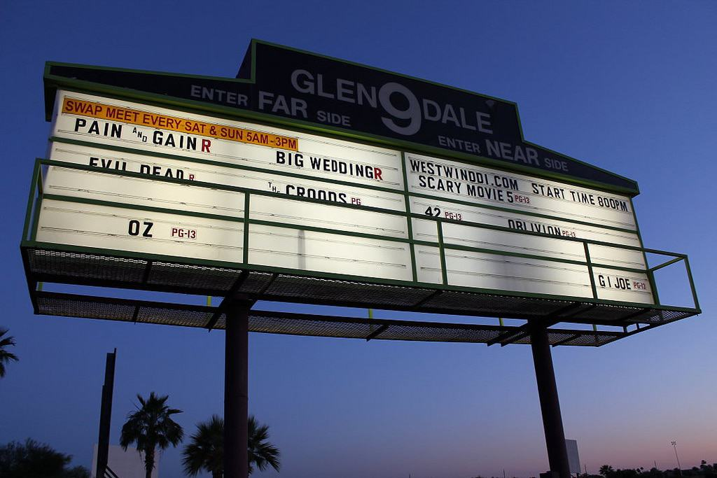 Glendale 9 Drive-In Theater