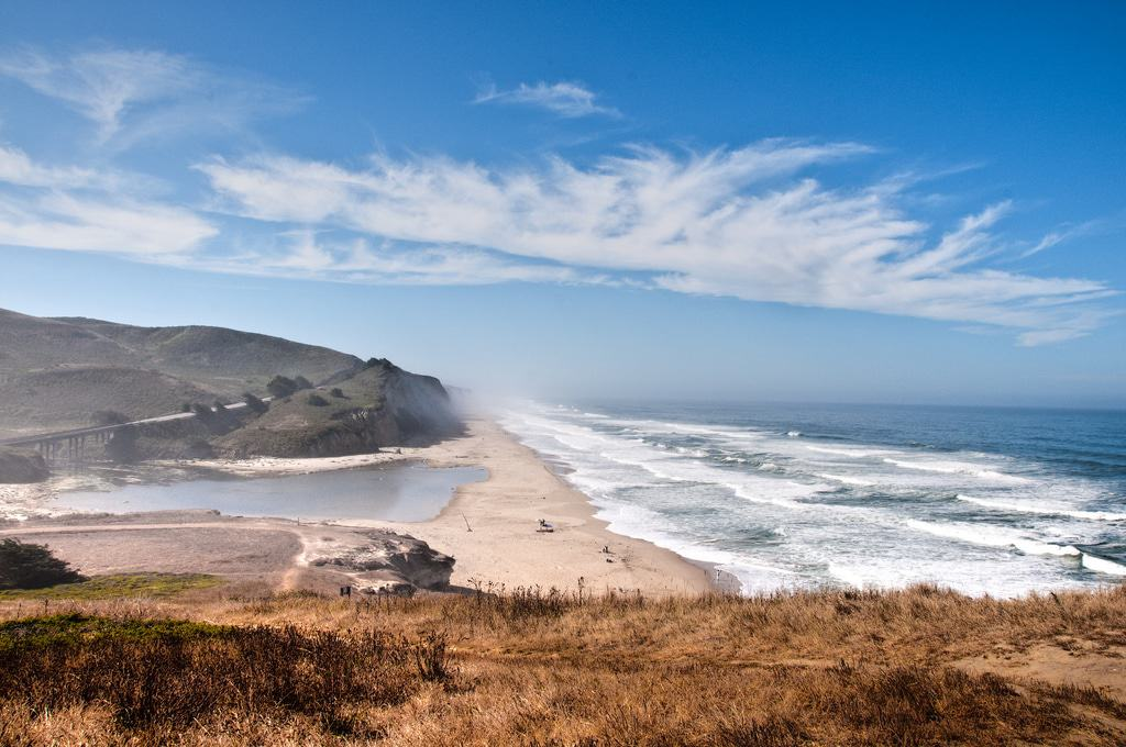 15 best beaches in california the crazy tourist. Black Bedroom Furniture Sets. Home Design Ideas