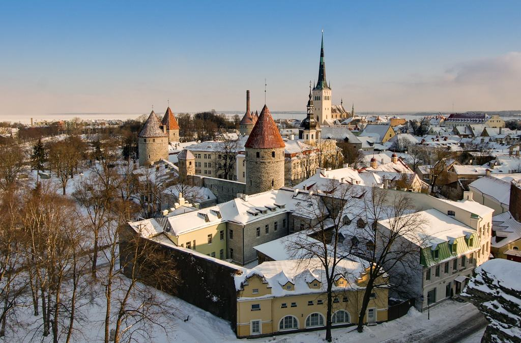 15 Best Places to Visit in Estonia - The Crazy Tourist