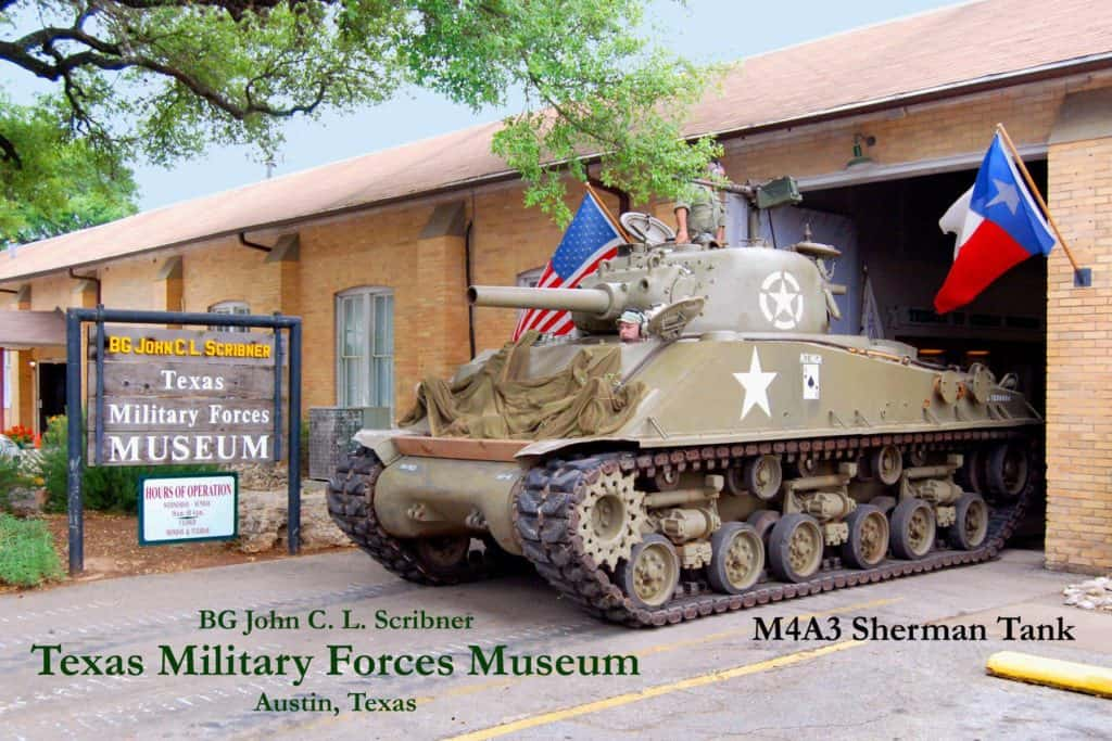 Texas Military Forces Museum, Austin