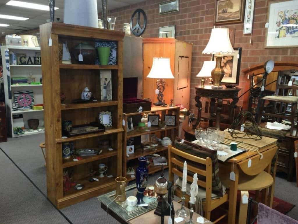 The Sleepy Poet Antiques Mall - 25 Best Things To Do In Charlotte (NC) - Page 21 Of 25 - The Crazy