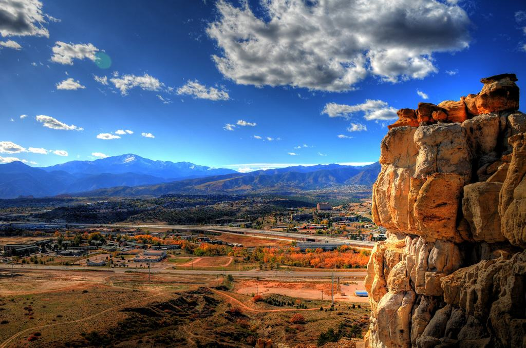 25 best things to do in colorado springs co the crazy for Warm places to visit in december in usa