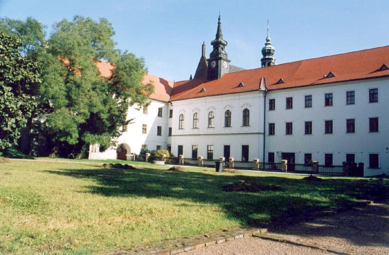 Gregor Mendel's Abbey and Museum,