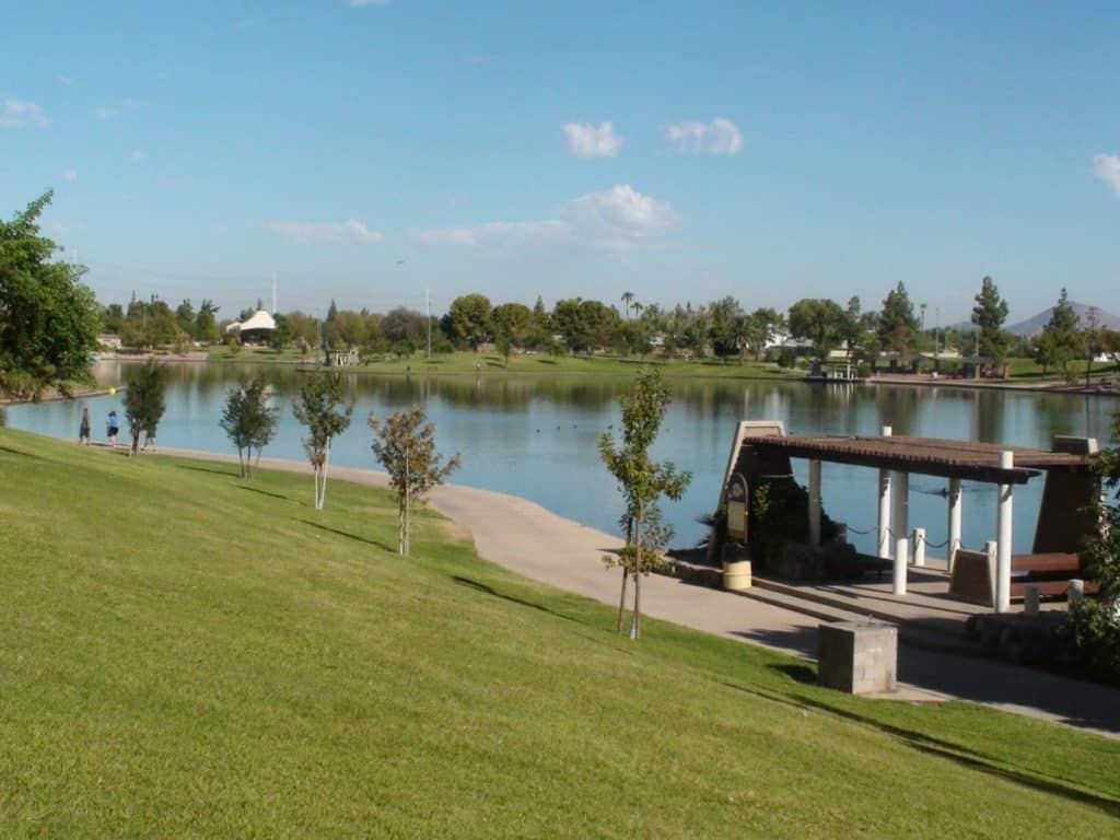 Kiwanis Lake and Park