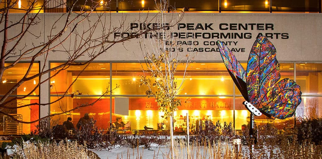 Pikes Peak Center for Performing Arts