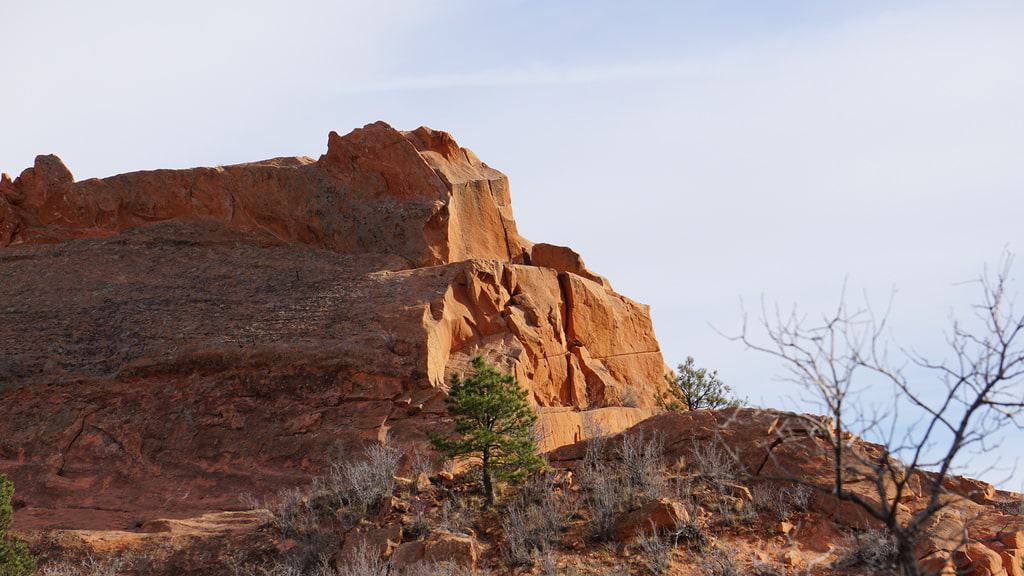 Red Rock Canyon Park