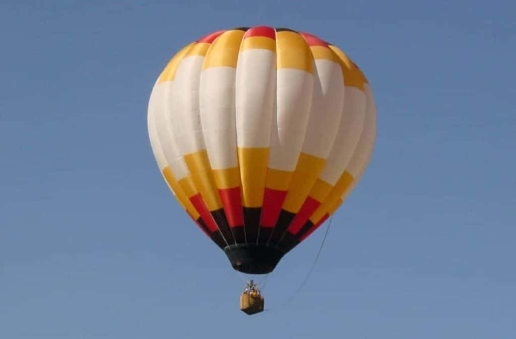 Rocky Mountain Hot Air