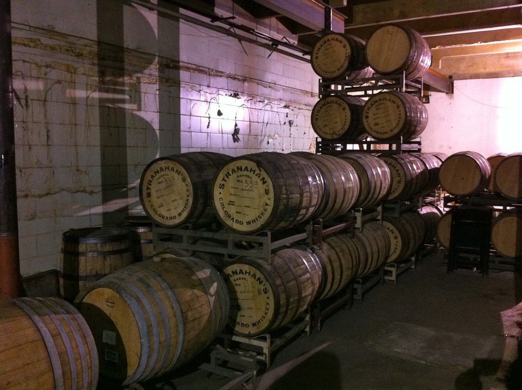 Stranahan's Colorado Whiskey distillery tour