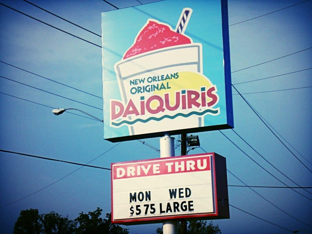 Drive-Thru Daiquiris