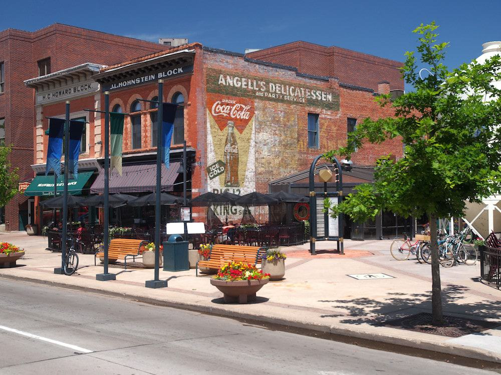 Old Town, Fort Collins