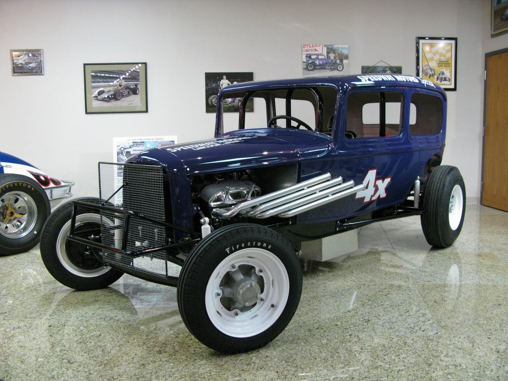 Museum of American Speed, Lincoln