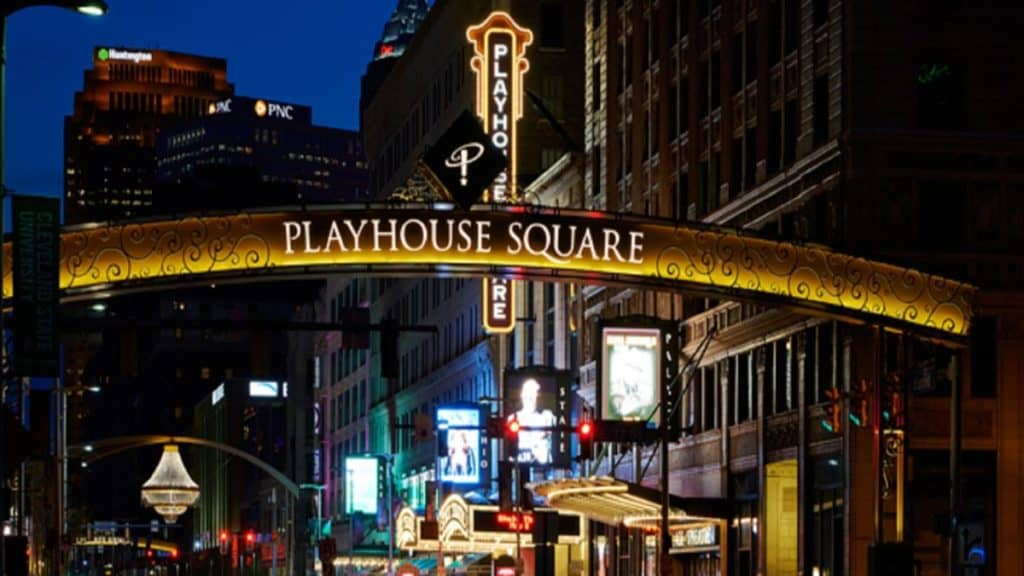 Play House Square Center