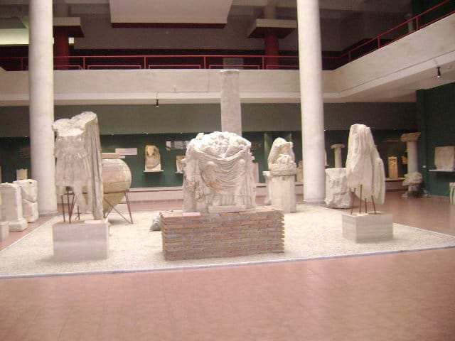 Archaeological Museum, Durres