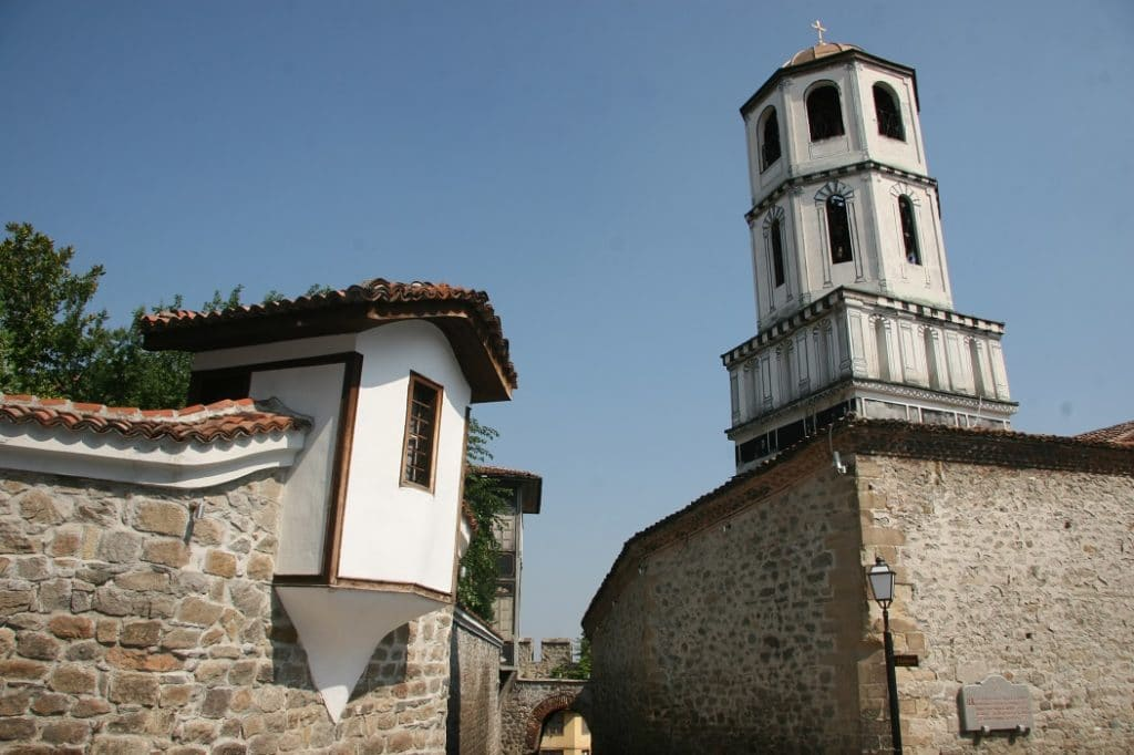 Church of St. Konstantin and Elena