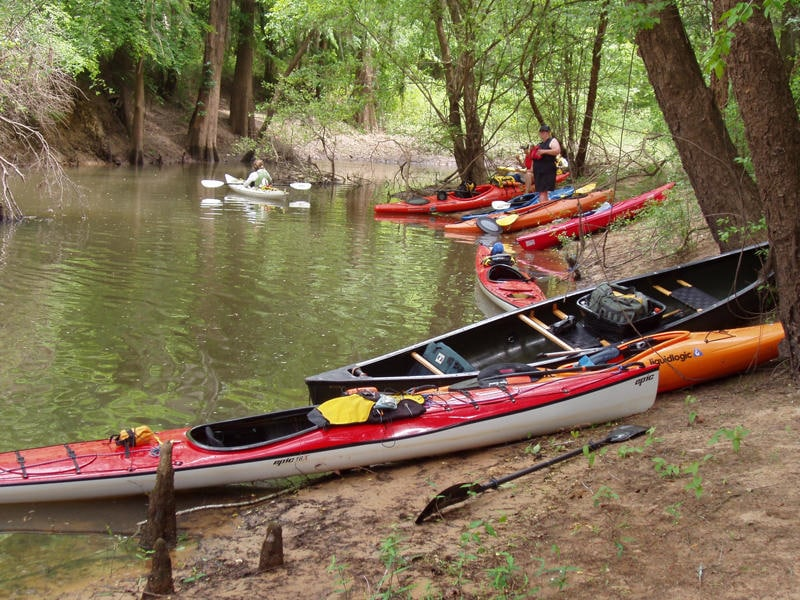 Ocmulgee River Water Trail