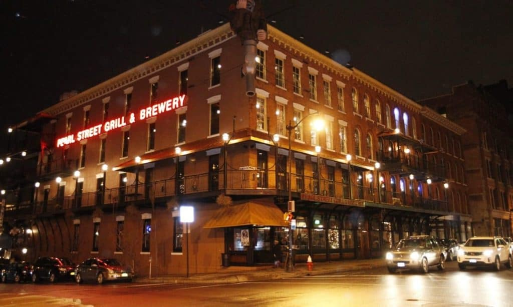 Pearl Street Grill & Brewery