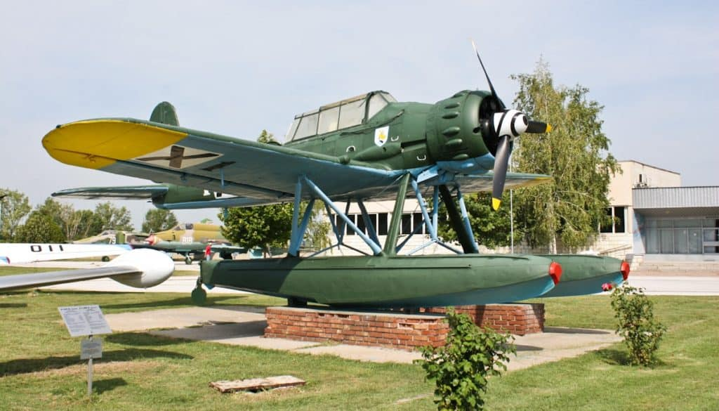Plovdiv Aviation Museum