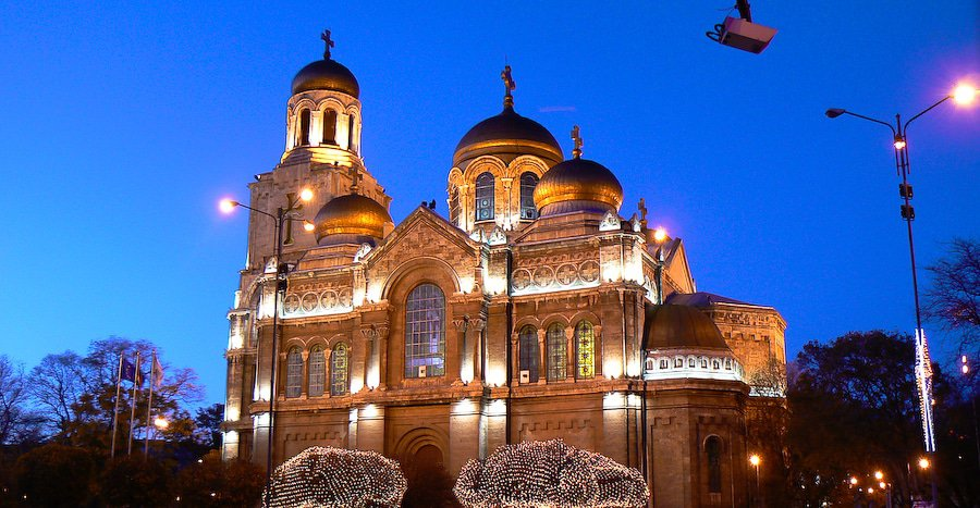 Cathedral Varna