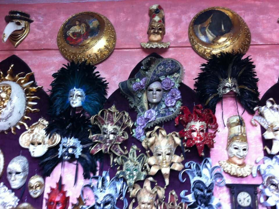 Venice Art Mask Factory