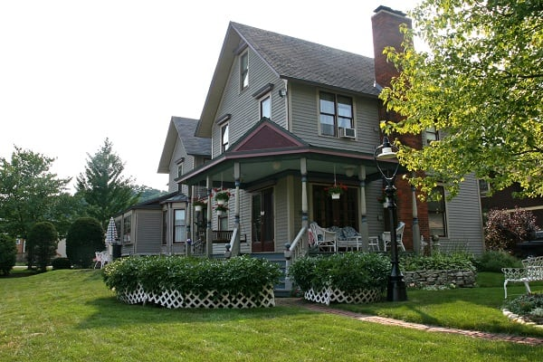 The victorian rose bed & breakfast-8933