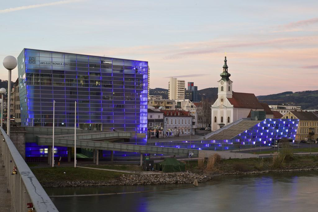 Ars Electronica Centre, Linz