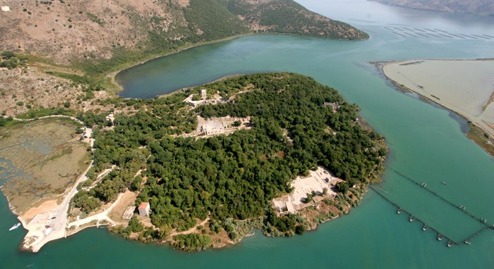 Butrint Archaeological Site And National Park