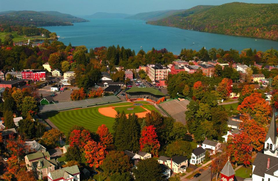 Cooperstown Ny Hotels On The Lake