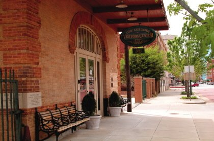 Depot Square Historic District