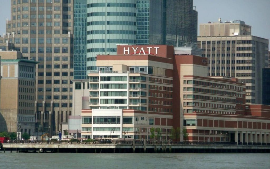 Hyatt Regency – Jersey City