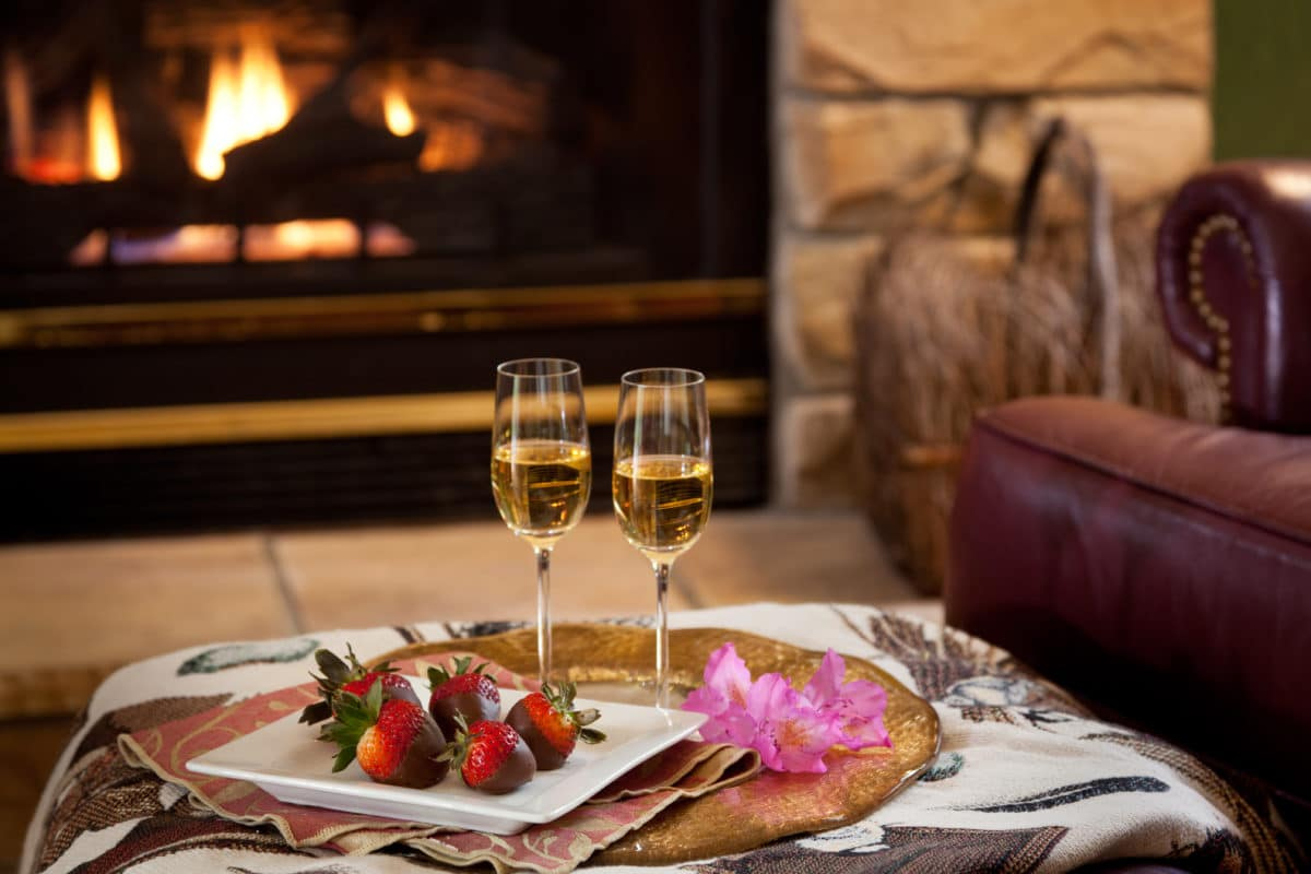 15 best romantic weekend getaways in virginia the for Romantic getaway ideas for couples