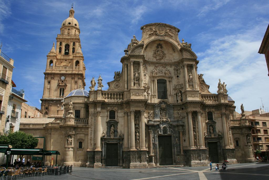 Dear past, Thank you for all the lessons. Let's start new chapter of life. - Page 4 Murcia-Cathedral
