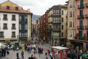 Old Town, Bilbao