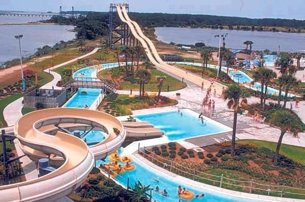 Jekyll Island Things Do Summer Waves Water Park